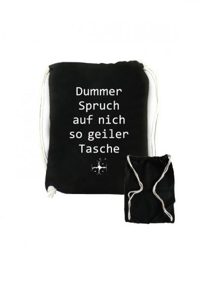 Dummer - Spruch