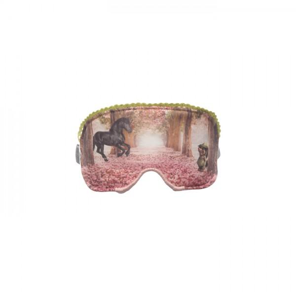 Knackbrille - Schwarzer Hengst