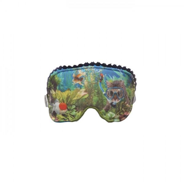 Knackbrille Katzquarium